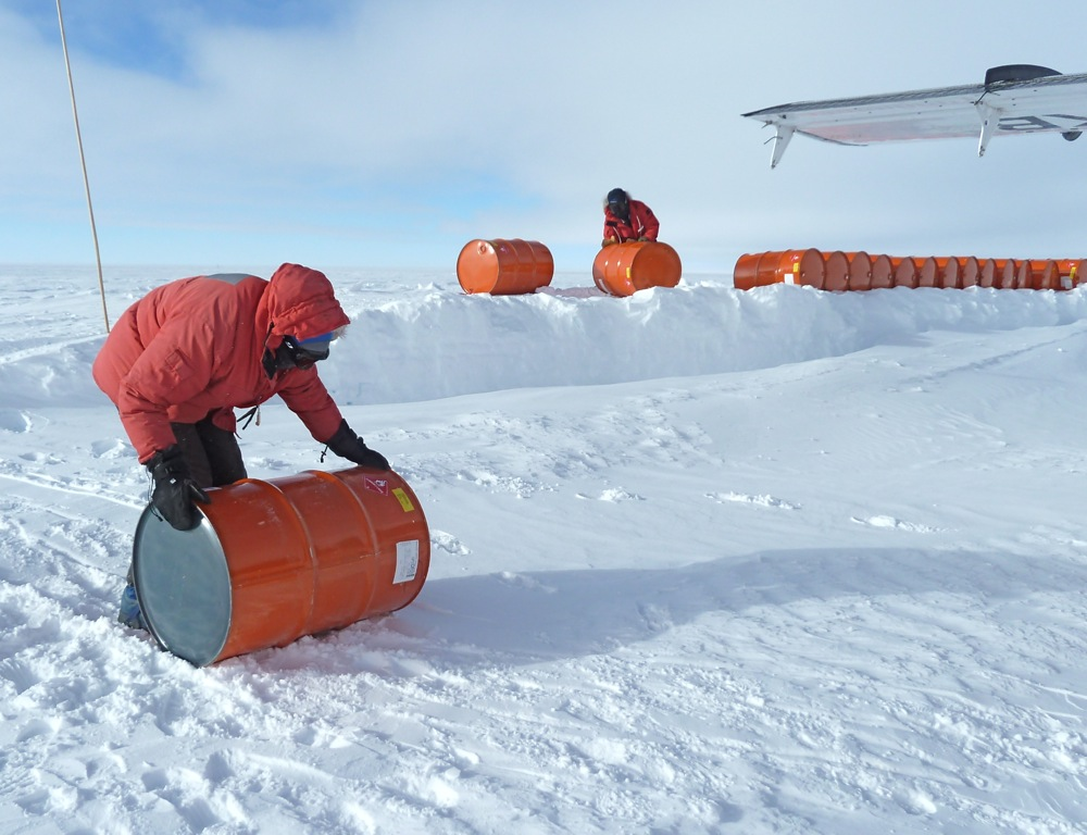 Geoff Sims @ UNSW - South Pole Diaries 2012/13